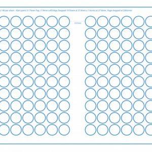 SRA3 Digital Pre Cut Sheets 25mm